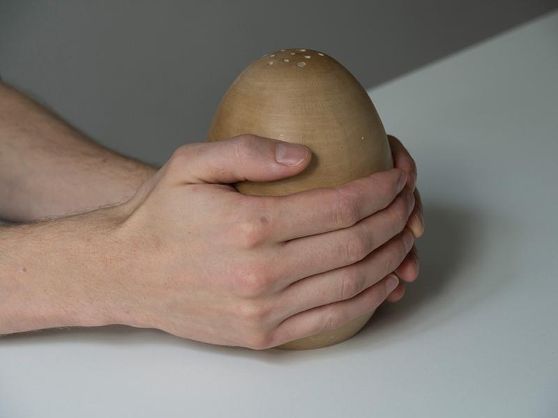Using the Meditation Egg